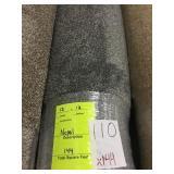 12ft x 12ft roll of carpet x144 sq ft