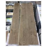 Waterproof Click Vinyl Plank Tile x 521 sq.ft