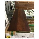 Engineered Bamboo Flooring x 468 sq ft