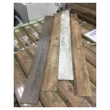Accent Planks Kit PVC Wall Plank by the Box x21