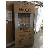 """Emco 36"""" x 80"""" Sandtone Storm Door"""