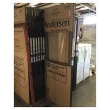 """Andersen 32"""" x 80"""" Terratone Storm Door"""