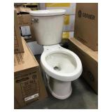 Gerber Elongated Bowl 2 Piece Toilet