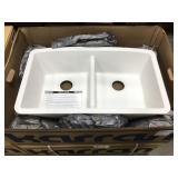 Karran White Quartz Undermount Sink