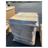 Pallet of Mixed Size Plywood for One Money