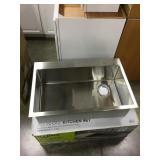 """Kraus 33"""" Kitchen Sink Only"""