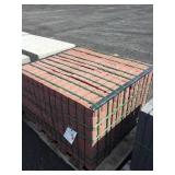 3X9in. Old Hanover stone prest brick by the pallet