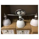 Kichler 5369CH 3 Bulb Chrome Vanity Light