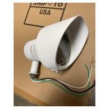 Kichler 16203WHT30 LED Landscape Accent Light x4