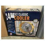 "24"" Tilt Classic Cooler Fan"