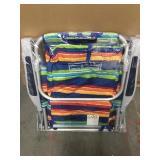 Folding lawn chair x2