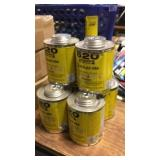 620 ADHESIVE BLACK  (6 CANS ALL ONE $$)