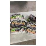 MIXED VARIETY OF SANDING BELTS (ONE BOX ONE $$)