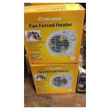 FAN FORCED HEATER BY THE PIECE TIMES 2