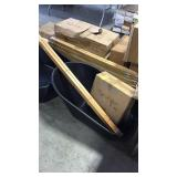 SIX CUBIC FOOT WHEEL BARROW