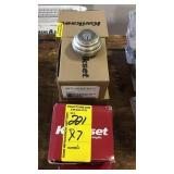 KWIKSET DEADBOLT NICKEL FINISH