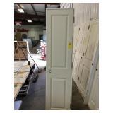 """18"""" x 78"""" 2 panel MDF DOOR"""