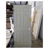 """32"""" x 80"""" 6 panel MDF door"""