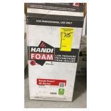 Handifoam low pressure foam sealant