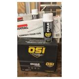 OSI quad foam window and door installation foam