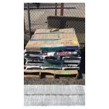 Mixed bundles of Roofing shingles