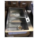 Elkay Double Bowl Kitchen Sink