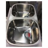 """Franke 8"""" Undermount Kitchen sink"""