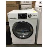 GE White Condenser Dryer