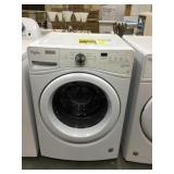 Whirlpool Electric White Washing Machine