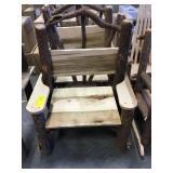 30 in. x 23 in. Single Sassafras Chair