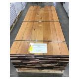 Distressed Cherry Hardwood x 514 sq ft
