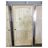 36 in. Right Hand Pine Interior Door