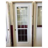 32 in. 15 Lite Fiberglass Right Hand Door