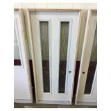 32 in. Left Hand Two Lite Exterior Door