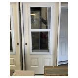36 in. x 80 in. Right hand entry door