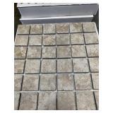 12x12 Mosiac tile by the sheet x60