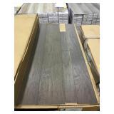 Highland hickory Umber engineered flooring X988