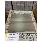 Amelia earth porcelain tile x512
