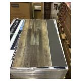 Barnside rigid core vinyl flooring X567