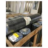 Acoustic Rubber Underlayment Rolls x 5