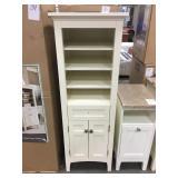 60inH Linen Cabinet