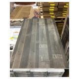 Multi Strip Iron Vinyl Click Floor x 795