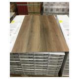 Olympic Oak Vinyl Click Lock Floor x 827