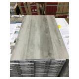 Nickel Finished Oak Vinyl Click Floor x 795