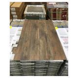 Heritage Oak Vinyl Click Lock Floor x 767