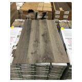Espresso Oak Vinyl Click Lock Floor x 795