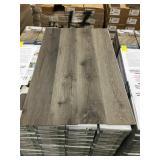 Espresso Oak Vinyl Click Lock Floor x 767