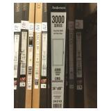 """Andersen 36"""" x 80"""" Almond Storm Door"""