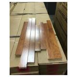 "3/4"" x 2 1/4"" Oak Gunstock Hardwood x800"