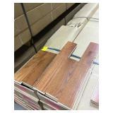 "3/4"" x 3 1/4"" Oak Gunstock Hardwood x800"